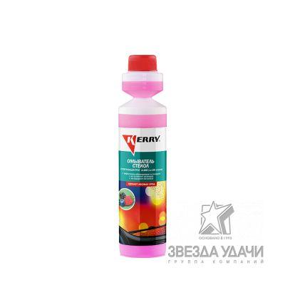Омыватель стекол (лесные ягоды) (суперконцентрат)  270 мл Kerry