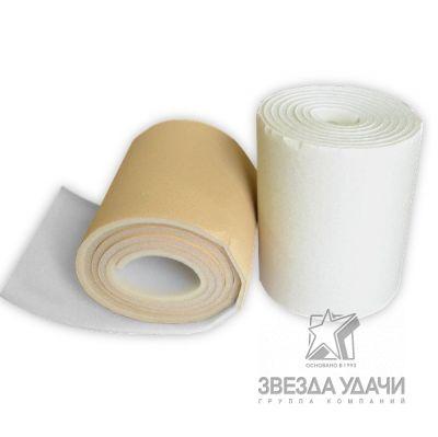 Шлифовальная  бумага 115 мм х 25 м в рулоне Р180