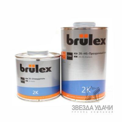 Лак HS 2+1 (1л+0,5л) Premium Brulex