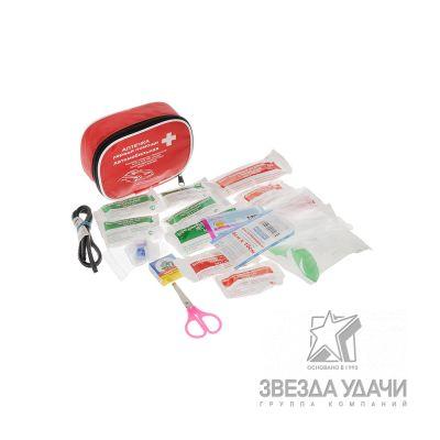 0010-SCV Аптечка автомобильная первой помощи НОВЫЙ СОСТАВ
