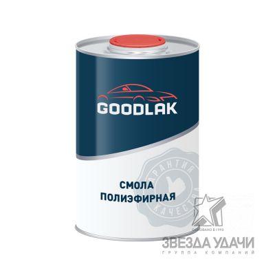 Смола полиэфирная 1кг Goodlak/уп 12