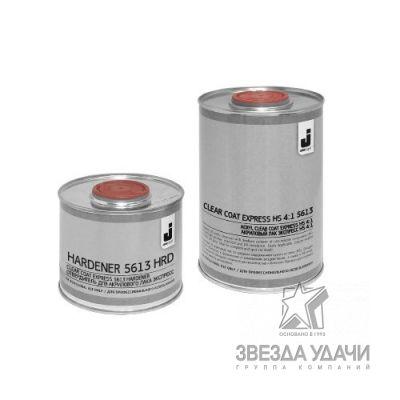 JETA Лак LIGHT EXPRESS HS комплект 4:1 (0.8л+0,2л)  /6+6