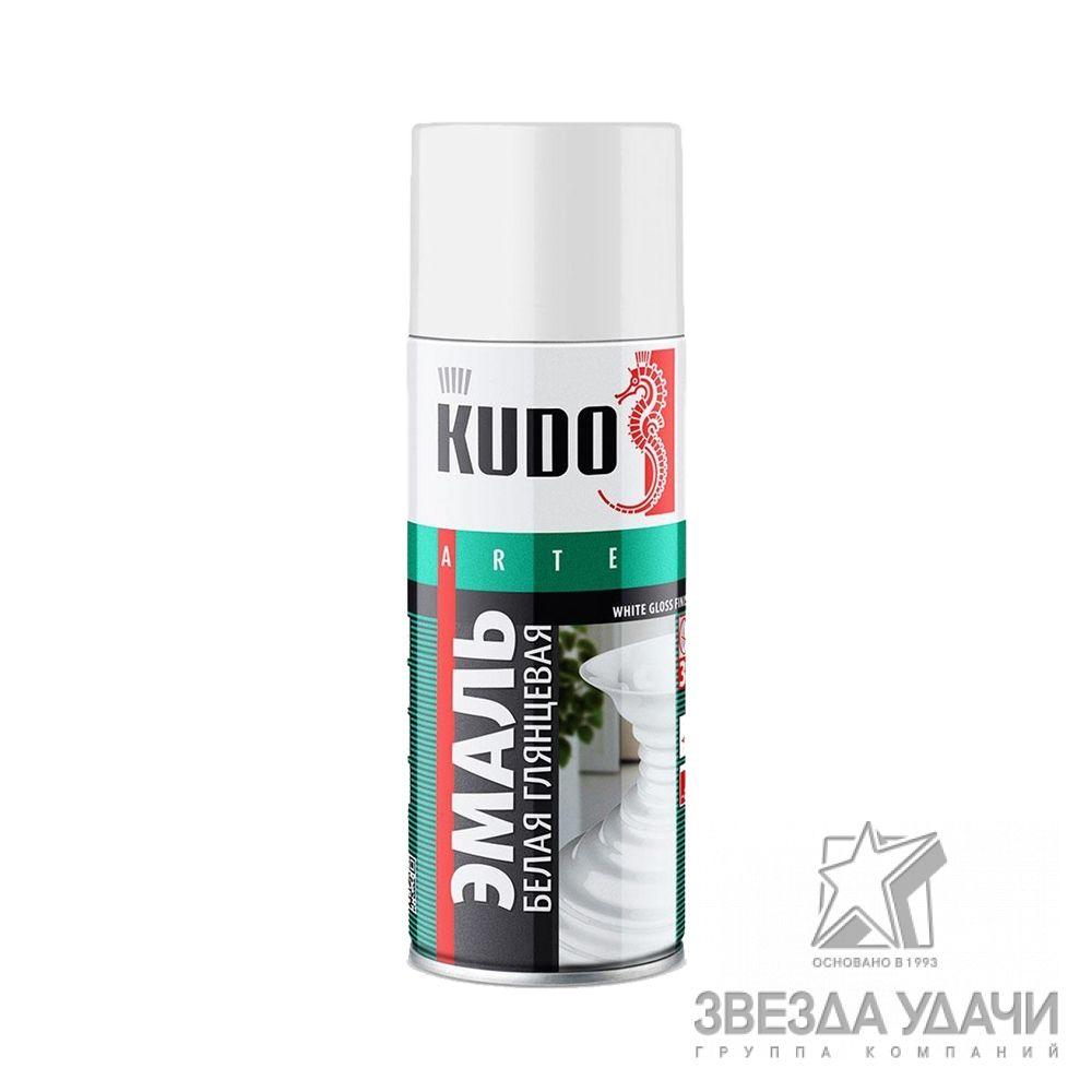 Белая глянцевая универсальная  520 мл. Кudo