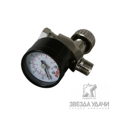 Регулятор давления воздуха с манометром Devilbiss