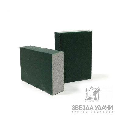 Шлифовальный блок 100х68х25мм, 4-х сторонний, P-120 SUNBLOCK
