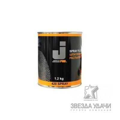 JETA Шпатлевка SPRAY распыляемая 1,2кг