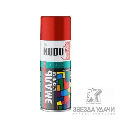 Черная глянцевая 520 мл. Кudo/12