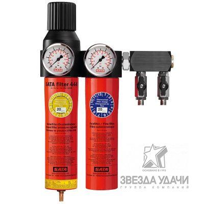 Комби-фильтр тонкой очистки давл 0/444 Sata