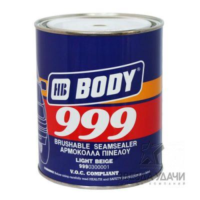 Герметик 999 1кг Body уп/6