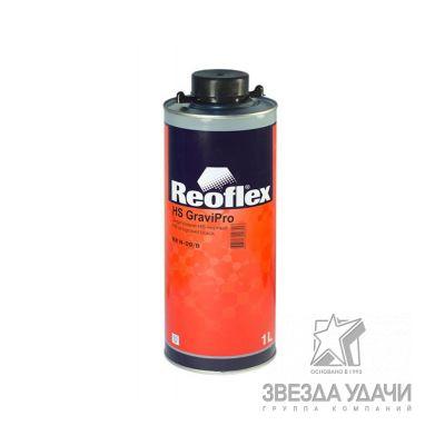 Антигравий HS черный 1л Reoflex