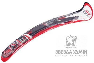 Щетка стеклоочистителя всесезонная бескаркасная Frameless Wiper Blade SPEEDWIPER 16
