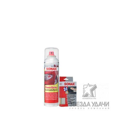 Набор универсальная пена для удаления насекомых 0,25 л+губка для удаления насекомых  Sonax
