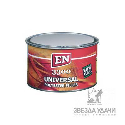 Шпаклевка Universal 3300 (на все виды метал.) 2,0 кг. EN /уп6