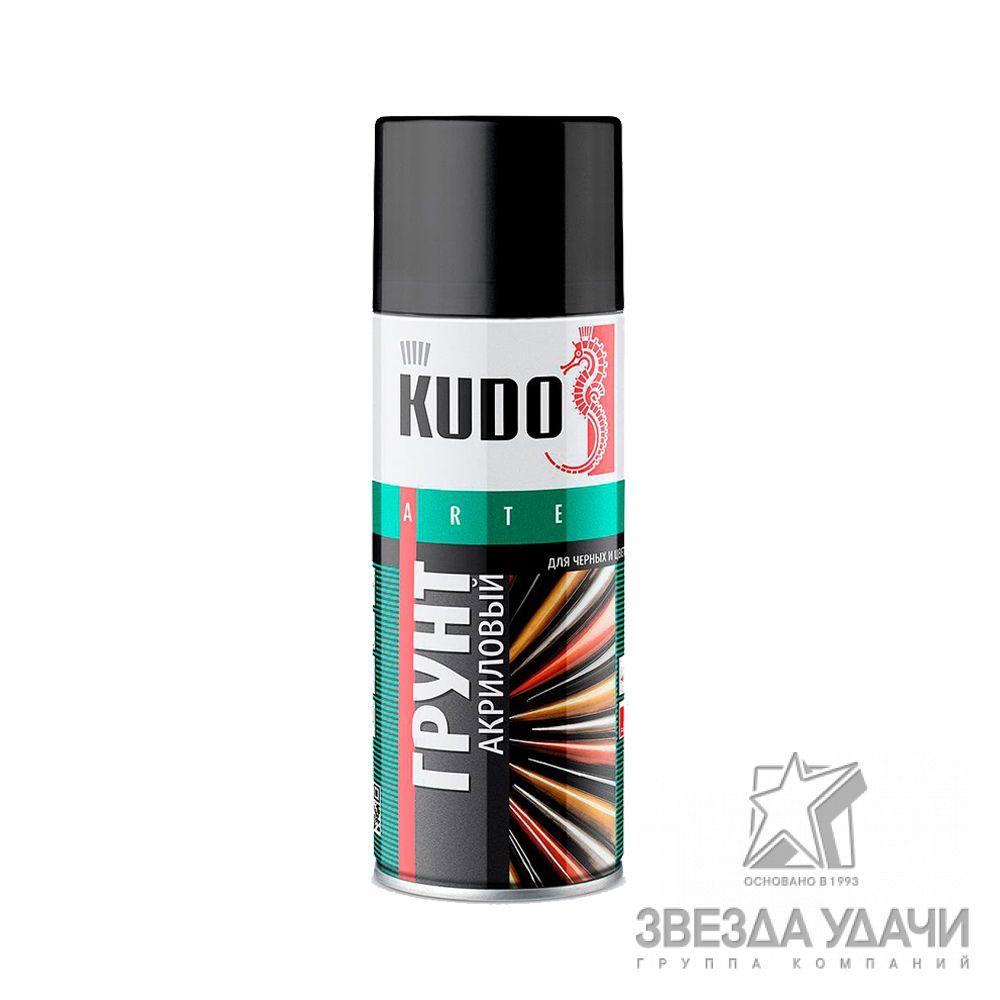 Грунт черный универсальный акрил  Kudo