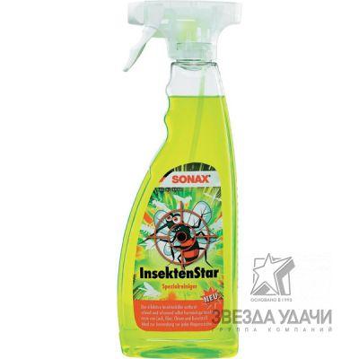 Очиститель следов насекомых 0,75л Sonax