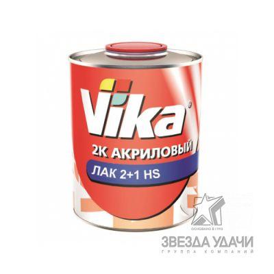 Лак 2+1 HS (0,85кг+0,43кг) (комплект) Вика акрил/6