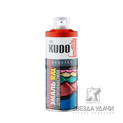 Рубиново-красный для металлочерепицы RAL 520 мл. Кudo