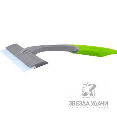 SF-518 Водосгон с силиконовым лезвием SAPFIRE