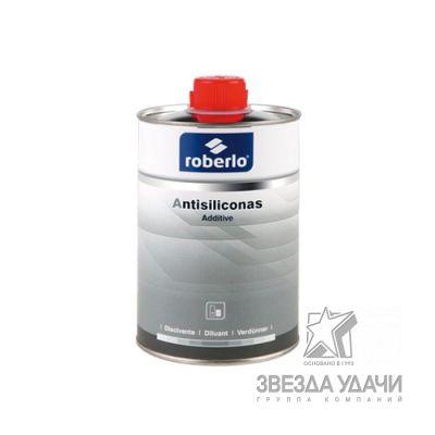 Добавка д/уд. силикона ANTISILICONAS 0.5 л. Rob