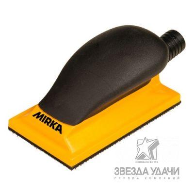 Ручной шлифовальный блок Premium 70x125мм 13 отв.