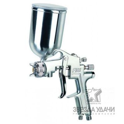 Краскопульт F100G 1.3мм (боковой поворотный бачок) РМ