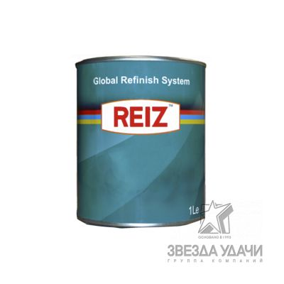 E35 Peach Red компонент краски (1 л) Reiz