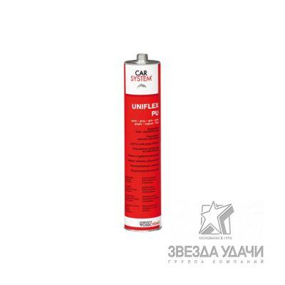 Полиуретановый герметик Uniflex -PU (310мл)черный