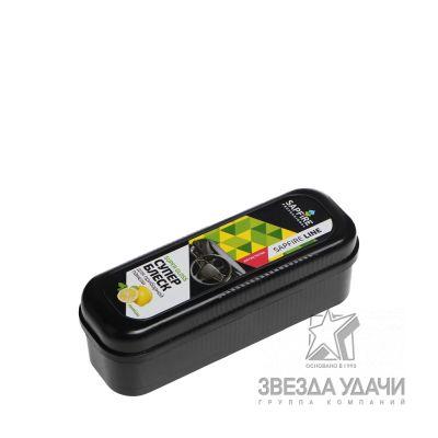 Губка д/приборной панели Супер Блеск SAPFIRE с ароматом лимона/4