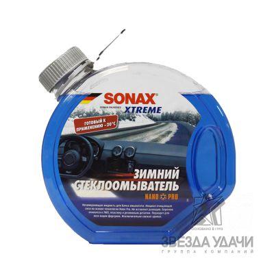 Автостеклоочиститель зимний Xtreme Nano -20° 3л Sonax