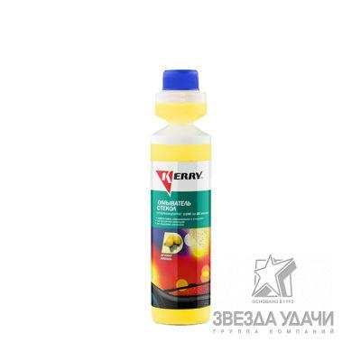 Омыватель стекол (лимон)  (суперконцентрат)  270 мл Kerry