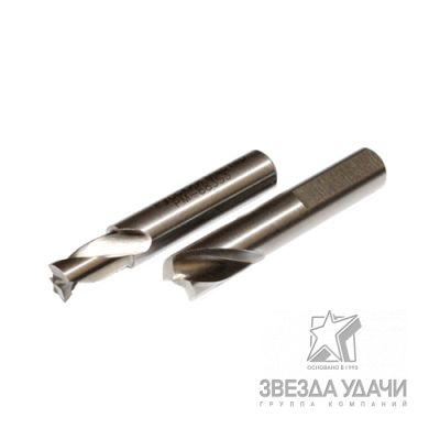 Сверло из сверхпрочной стали диам 6,5 мм х 45 мм Русский Мастер