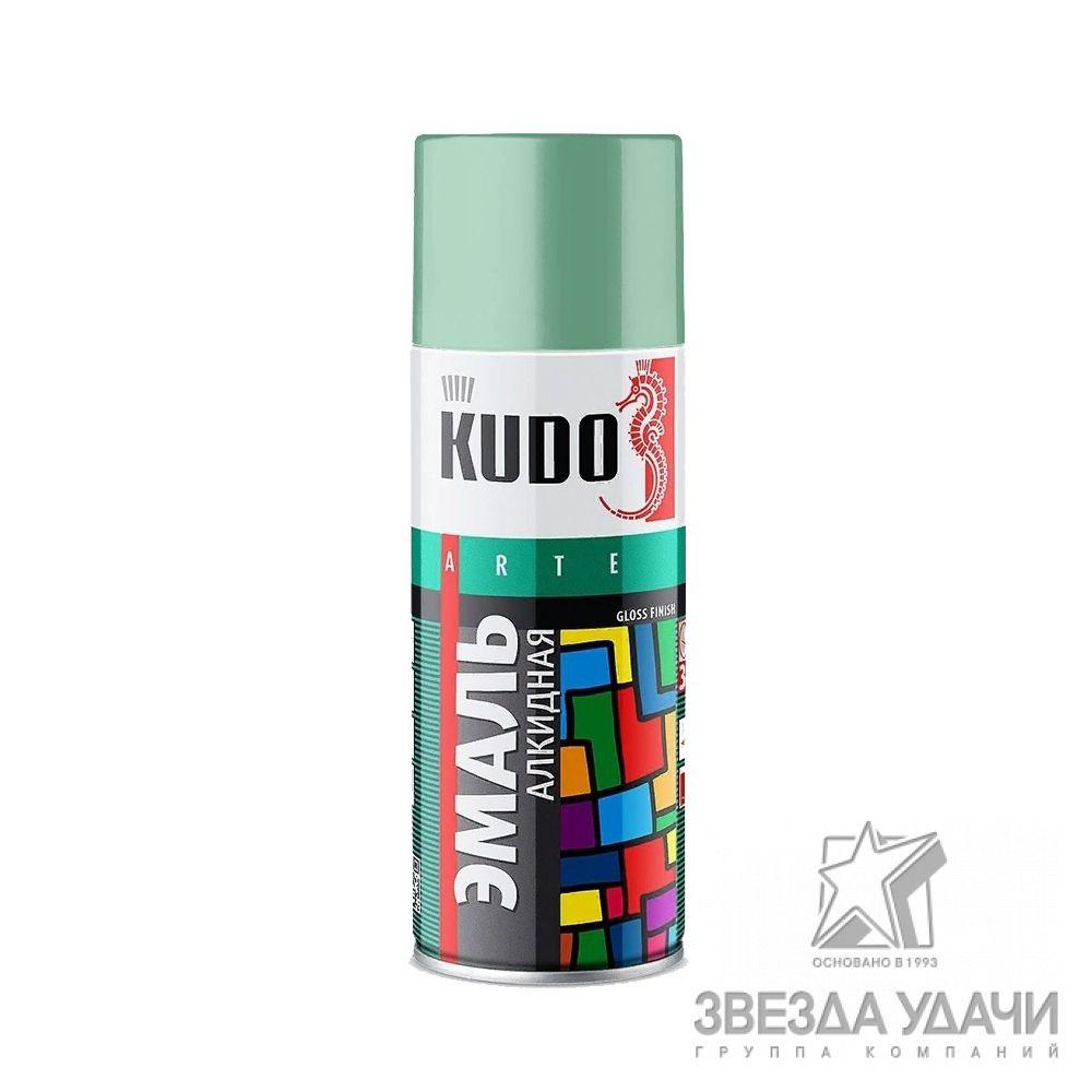 Фисташковая эмаль универсальная 520 мл Kudo