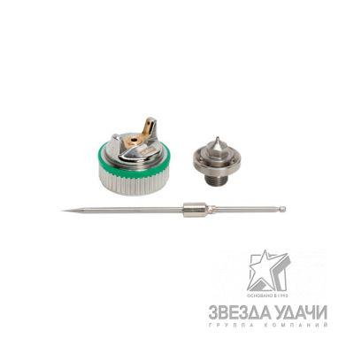 Сменный комп дюз 2,0 мм SATA (голов,сопл,игла) для KLC RP