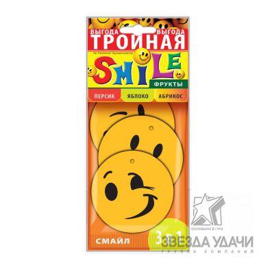 Ароматизатор-sapfire-smile-3-в-1-фрукты