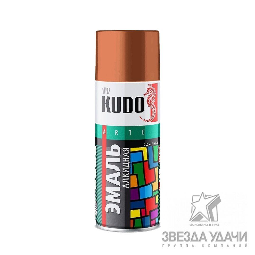 Красно-коричневая 520 мл. Кudo