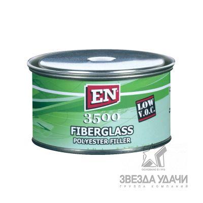 Шпаклевка Fiberglass со стекловол. 3500 0,75 кг. EN /уп12