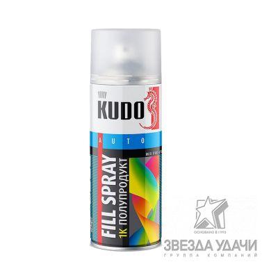 FILL SPRAY 1K Полупродукт 520 мл. Kudo