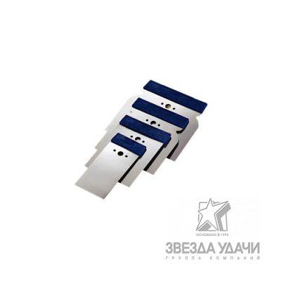 Шпатель метал. набор 4 шт (р-р 50,80,100,120мм)Rob