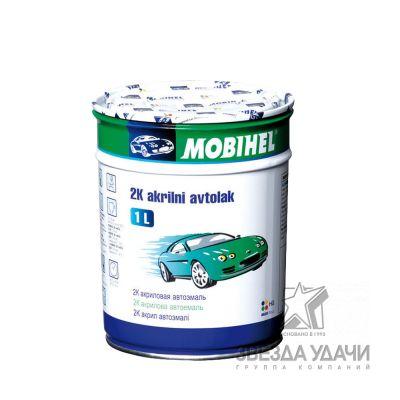 Эмаль акриловая 2К 420 балтика (0,75 л.) Mobihel