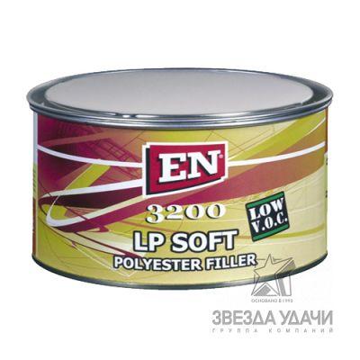 Шпаклевка LP Soft 3200 1,0 кг. EN /уп12