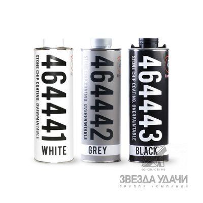 Антигравийное антикоррозийное покрытие, серый 1л RoxelPro
