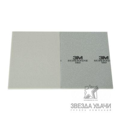 Губка абразивная Softback Medium, P-180, 115*140мм 3M