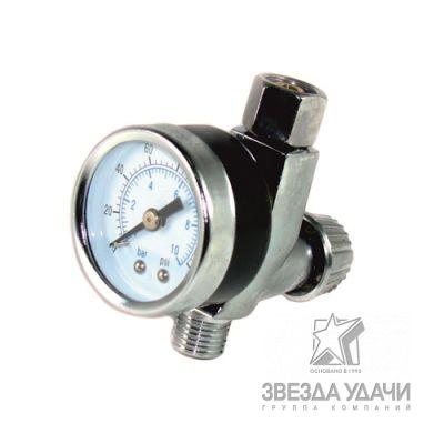 Регулятор давления с манометром AR-805  Русский Мастер