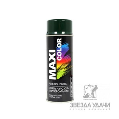 RAL6009 Эмаль-аэрозоль болотно-зеленая