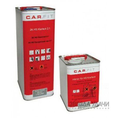 2К Прозрачный лак Ultra HS (5л) CARFIT