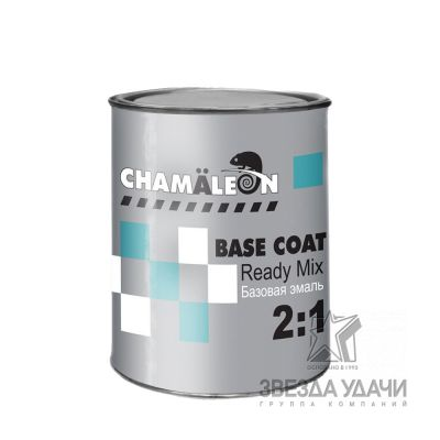 CHAMAELEON READY MIX TOYOTA 1F7 silver ME