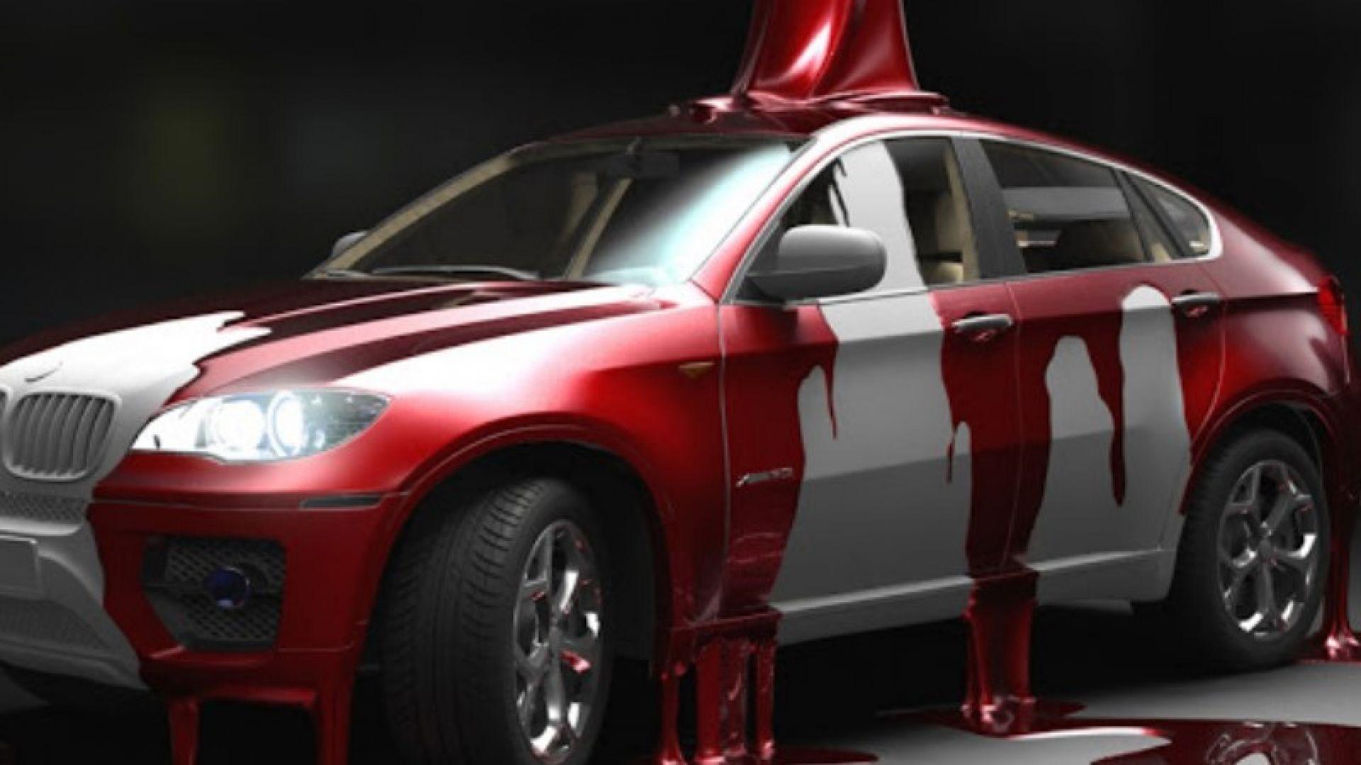 Покраска автомобиля
