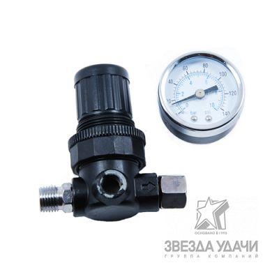 Регулятор давления с манометром 802 Русский Мастер