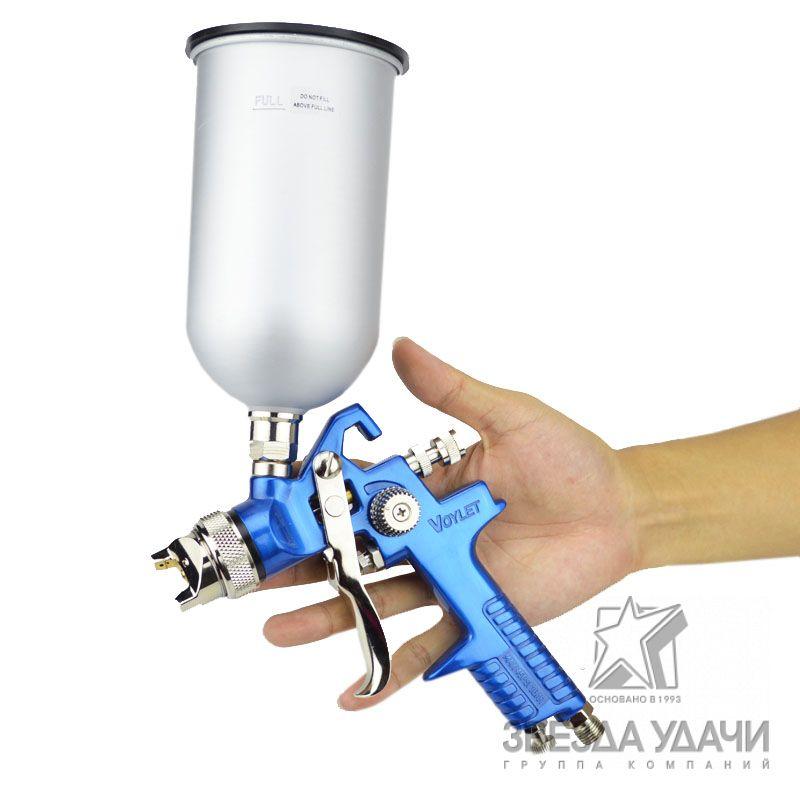 Voylet-Пистолет-Hvlp-Гравитационной-Подачи-1-7-мм-Из-Нержавеющей-Стали-Насадка-H-827-Авто-Лицо