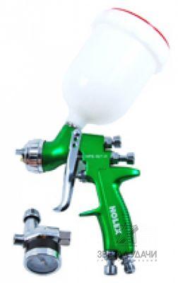 Краскопульт НРЕ-921-R, 1,5 (с манометром в пластик.кейсе) HX